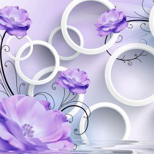 3D Cveće i oblici