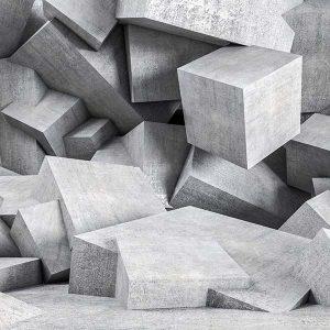 3D Kocke i kvadrati